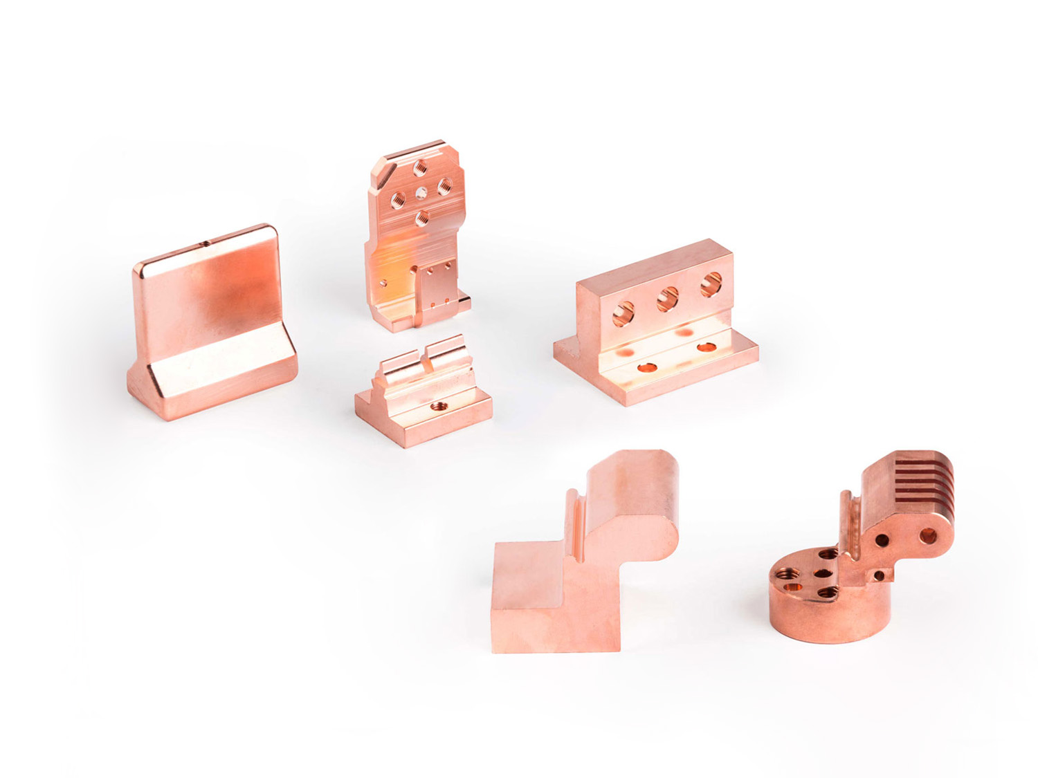 MACHINED PARTS FROM PROFILES